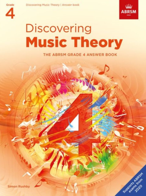 Discovering Music Theory, The ABRSM Grade 4 Answer Book