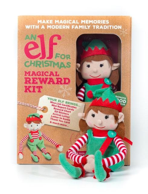 ELF FOR CHRISTMAS  GIRL