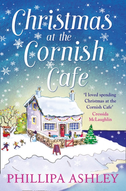 Christmas at the Cornish Cafe : A Heart-Warming Holiday Read for Fans of Poldark