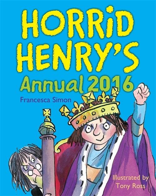 Horrid Henry Annual