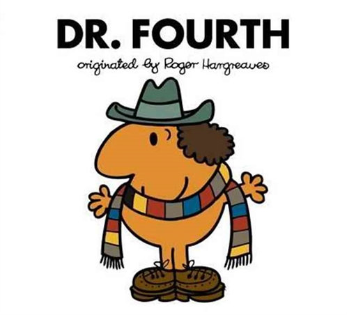 Doctor Who: Dr. Fourth (Roger Hargreaves)