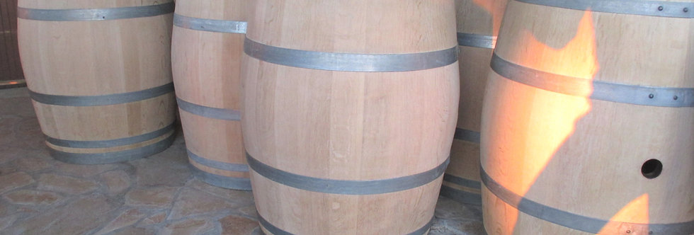 French Oak Wine Barrels.  Beautifully restored.  For Home or Garden