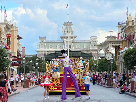 Where to Find Your Favorite Characters at the Magic Kingdom in 2021