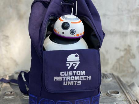 Droid Depot Review ~ We Assembled a Custom Astromech Unit on Batuu!
