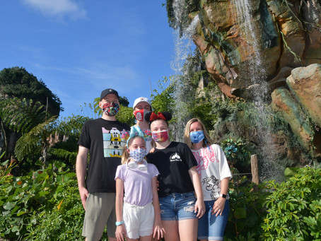 Is it safe to visit Disney during a pandemic? Full Safety Recap from our Recent Visit
