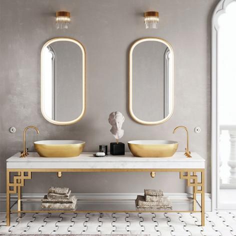 GSI color elements - Pura 8842 gold