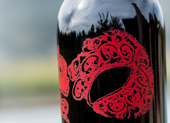 "Courtesan ""Red Mask""  Rutherford  Cabernet Sauvignon"