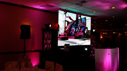 p4 mm Video Wall