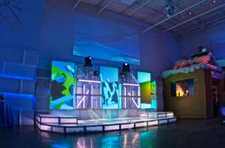 Creative Video Wall Displays