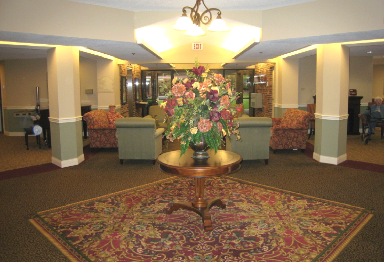 Assisted Living - Interior Design