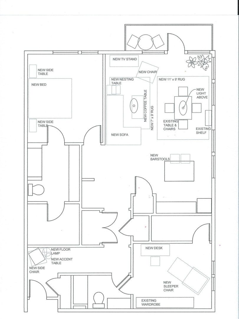 Institutional - Space Planning