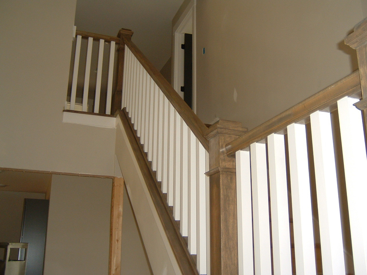 Interior Paint and Stairways