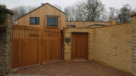 Contemporary Classic in Conservation Area