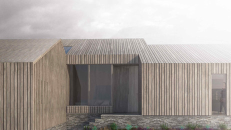 Cliff Top Modern House