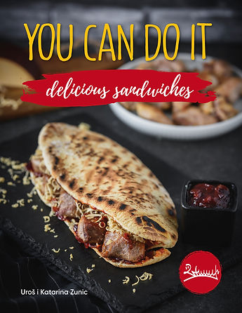 You Can Do It Delicious Sandwiches - eBo