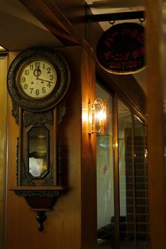 ロビー時計
