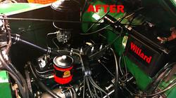1940 Studebaker Champion Engine Show