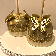 CHOCOLATE COVERED GOURMET SPECIALITY APPLE