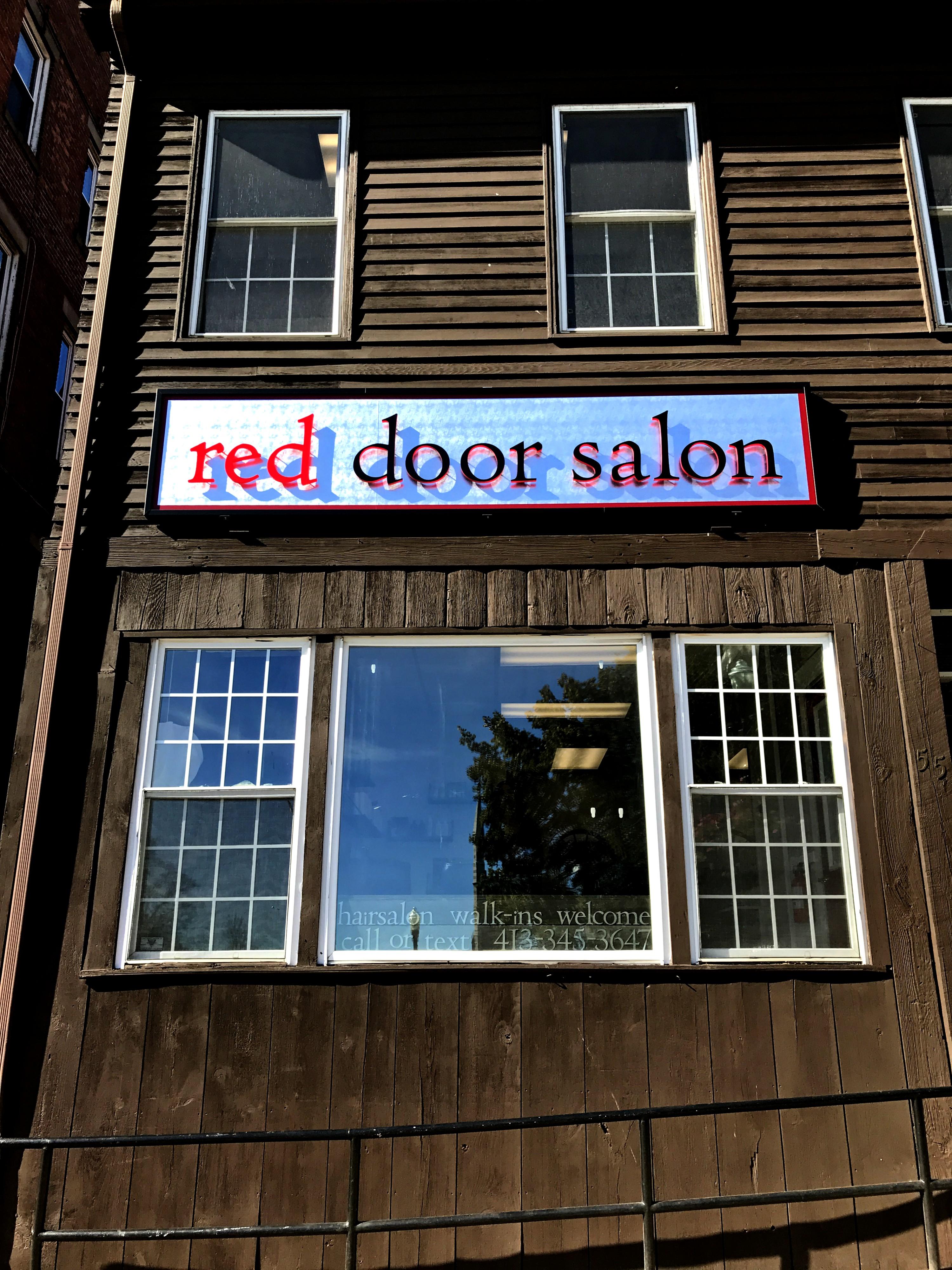 Hair Salon Amherst Red Door Salon