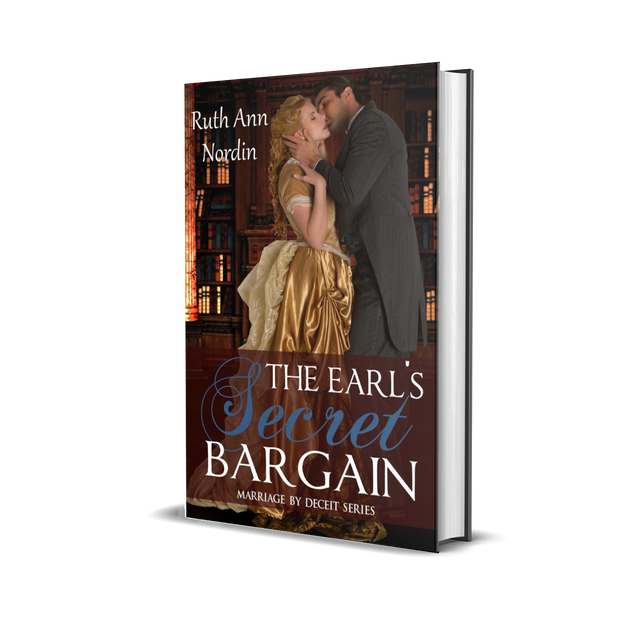 The Earl's Secret Bargain