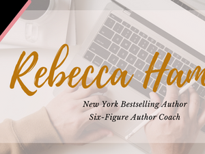 Interview with Author and Author Coach – Rebecca Hamilton