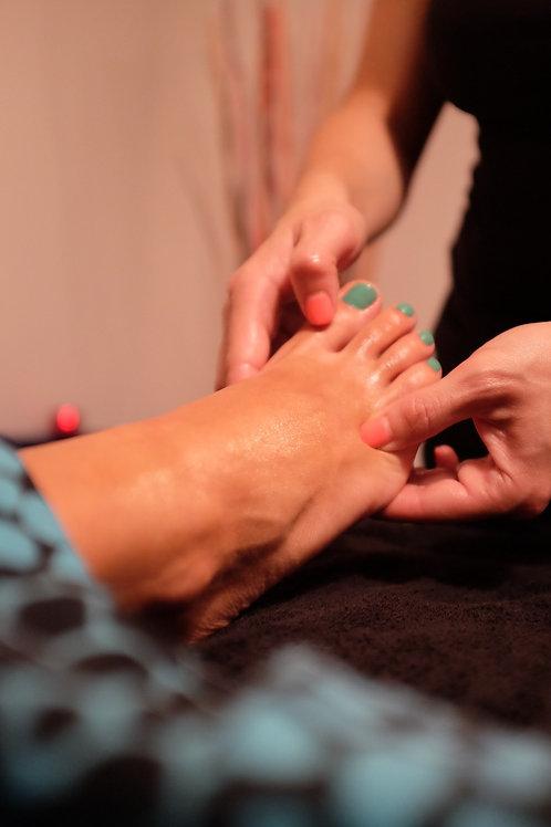 Massage 120 minutes à domicile