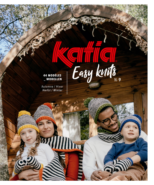 KATIA EASY KNIT 9