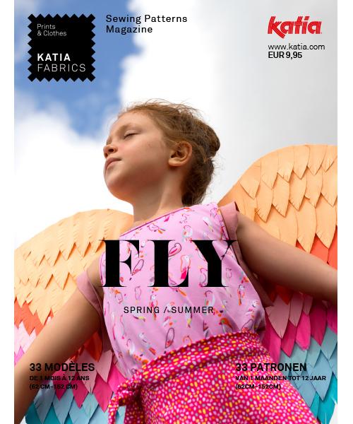 Katia FABRICS FLY 2021