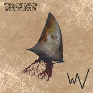 Permanent Marker - Haifischflossen