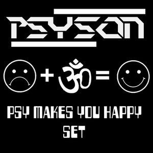 Psy makes you Happy