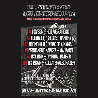 Die Stimme aus dem Untergrund (Vinyl)
