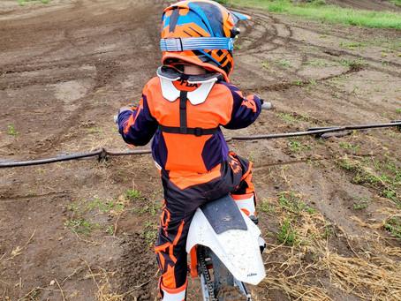 Small Town Boy...Big Motocross Dreams!