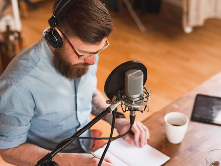So your Comms Teams want you to do a Podcast. What Brands should know before Hitting Record.