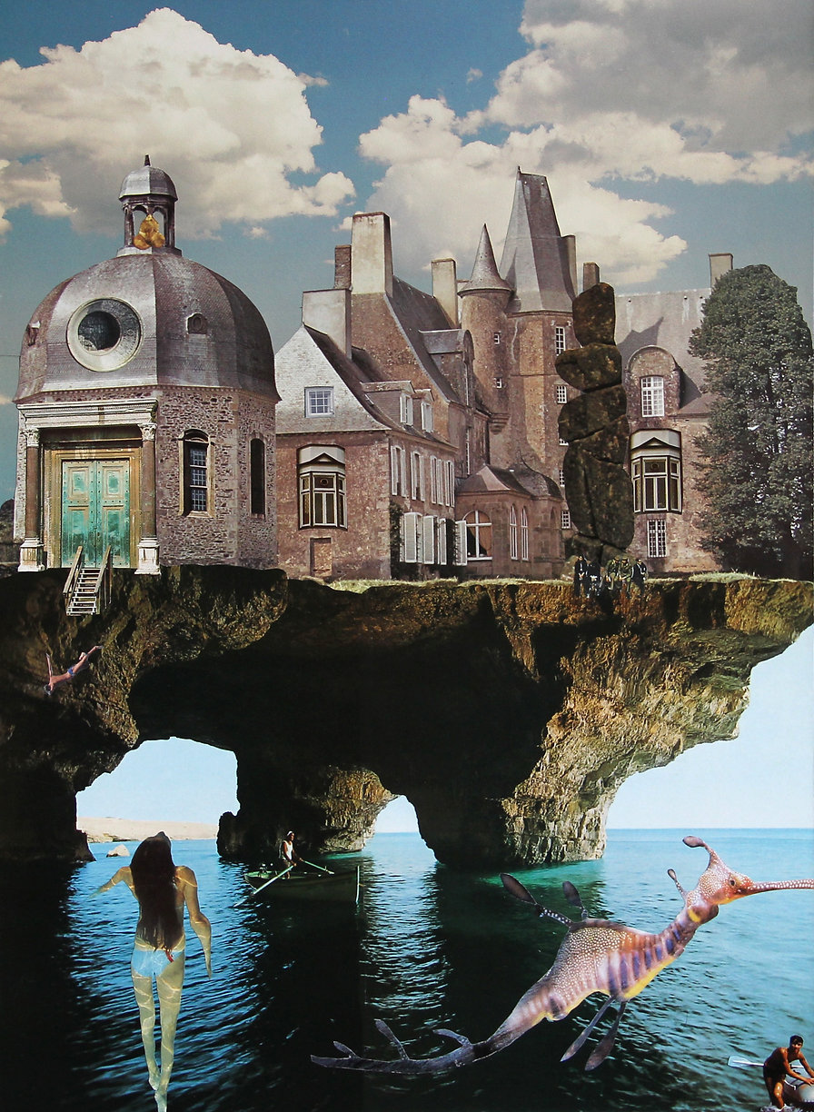 CLINTON GORST. CHATEAU DREAMS.jpg