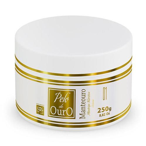 Manteouro - Manteiga Nutritiva Oclusiva Pelo de Ouro - 250gr