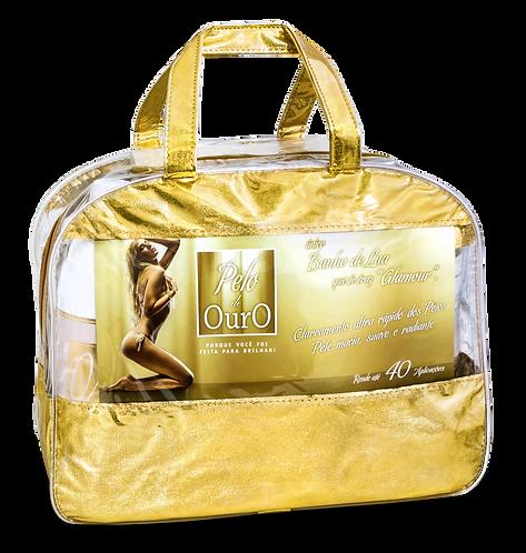 Pelo de Ouro - Clareamento de Pelos - KIT GRANDE