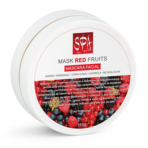 MASK RED FRUITS - Máscara Facial 150g
