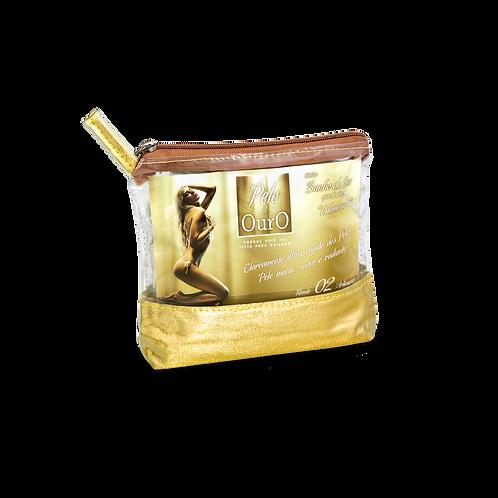 Pelo de Ouro - Clareamento de Pelos - KIT MINI