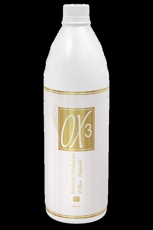 Emulsão Reveladora OX3 Ultra Rápida - Pelo de Ouro