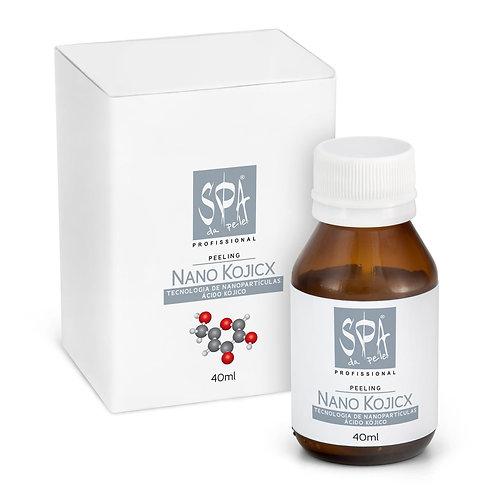 PEELING NANO KOJICX - Tecnologia de Nanopartículas Ácido Kójico 40ml