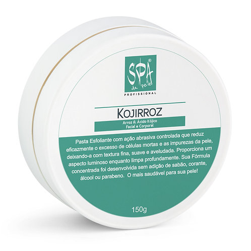 KOJIRROZ - Pasta Esfoliante Abrasiva 150g