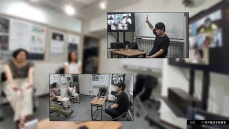 NA花井盛彦手話教室【コミュニケーション】基礎 6月22日(火)