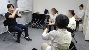 NA花井盛彦手話教室(7月3日)