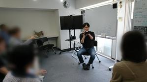 NA花井盛彦手話教室(5月15日)