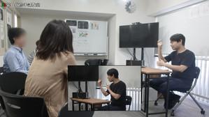NA花井盛彦手話教室【コミュニケーション】基礎 10月11日(月)