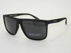 Сонцезахисні окуляри з поляризованою лінзою в матовій оправі