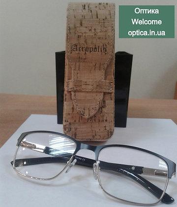 Футляр для окулярів з натурального короку