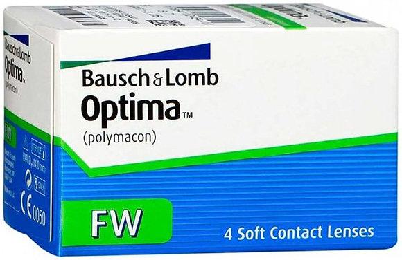 3-хмісячні  лінзи Optima FW