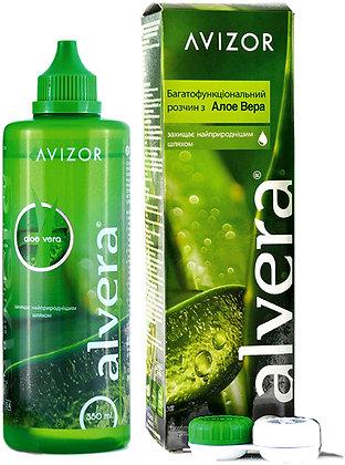 Avizor ALVERA 100 мл Багатофункціональний розчин