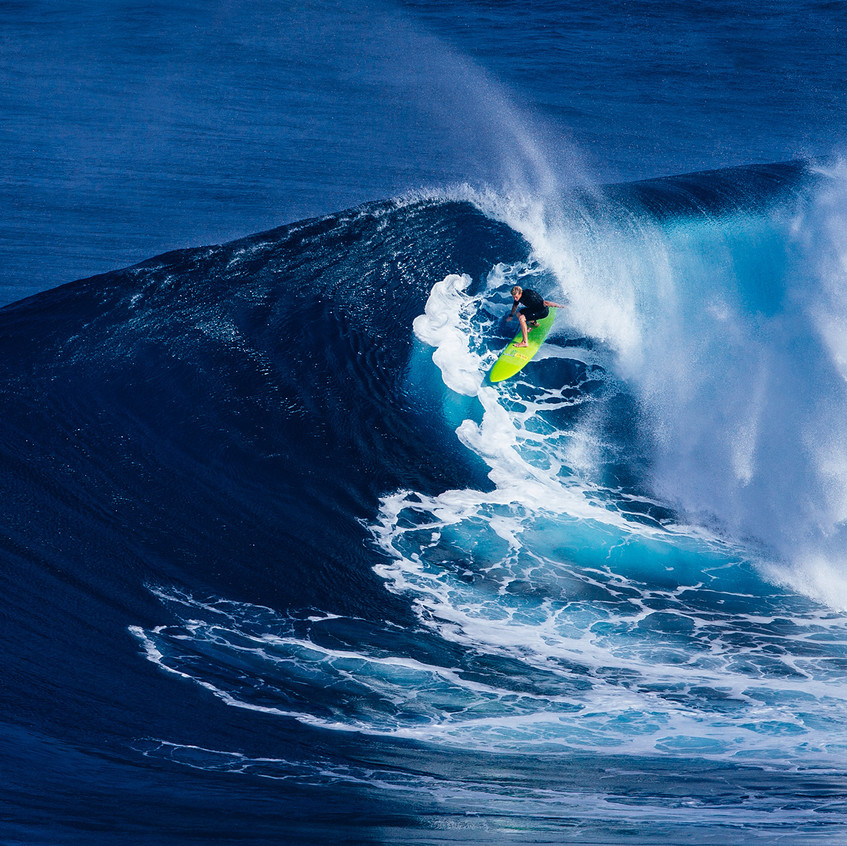 Surfer / Hawaii